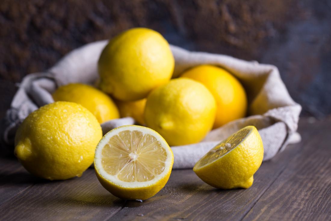 أصح فواكه الليمون