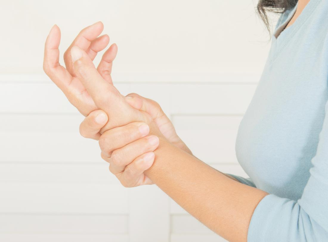 Hand pain: Possible causes and when to see a doctor