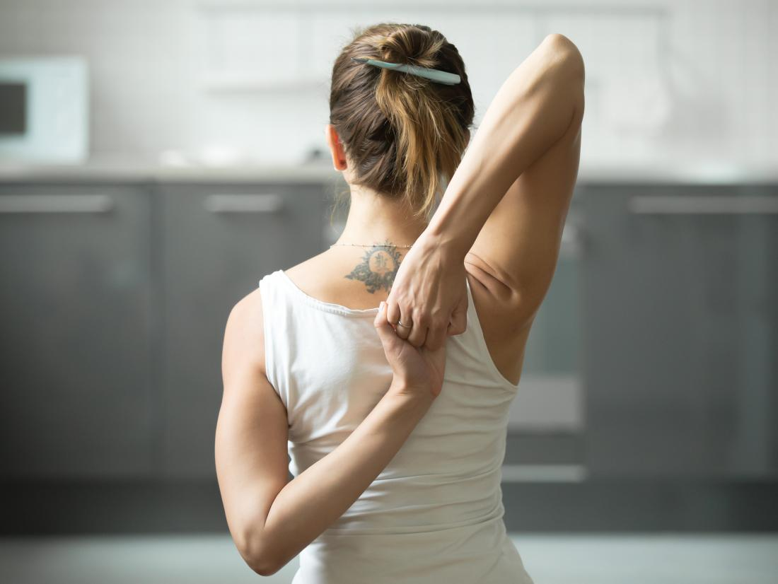 Top 50 shoulder stretches for pain and tightness