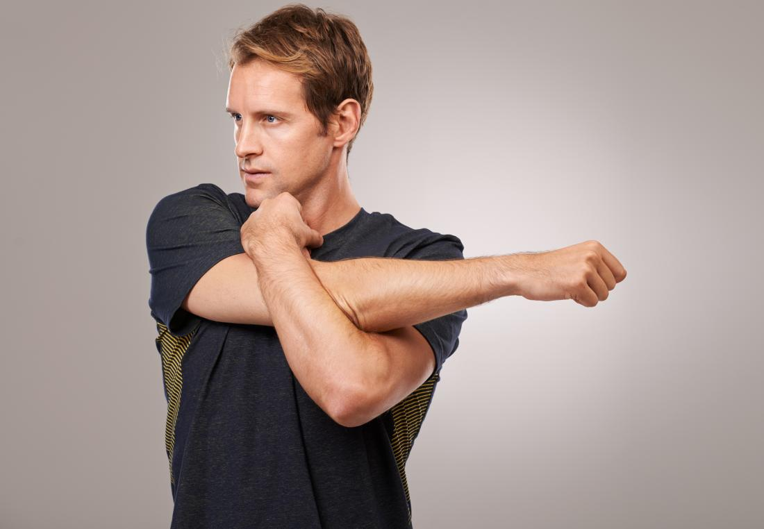 Top 10 shoulder stretches for pain and tightness
