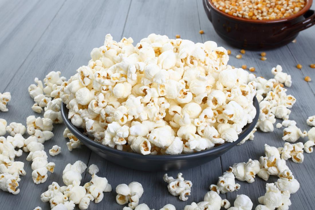 Is popcorn healthy? Nutrition, types, and weight loss