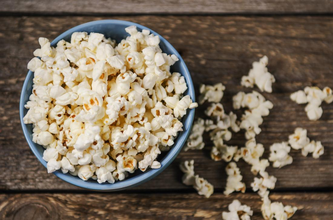 A person with ulcerative colitis should avoid popcorn.