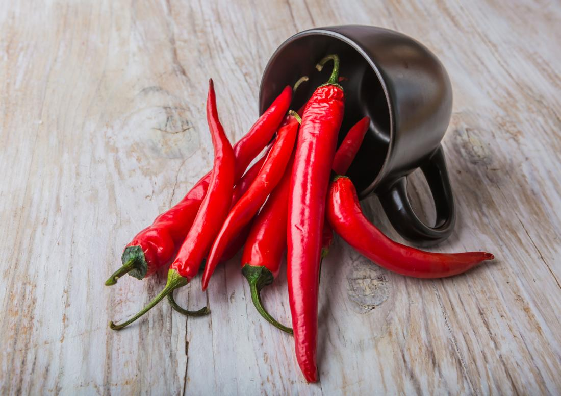 Chili Pepper Compound May Slow Down Lung Cancer