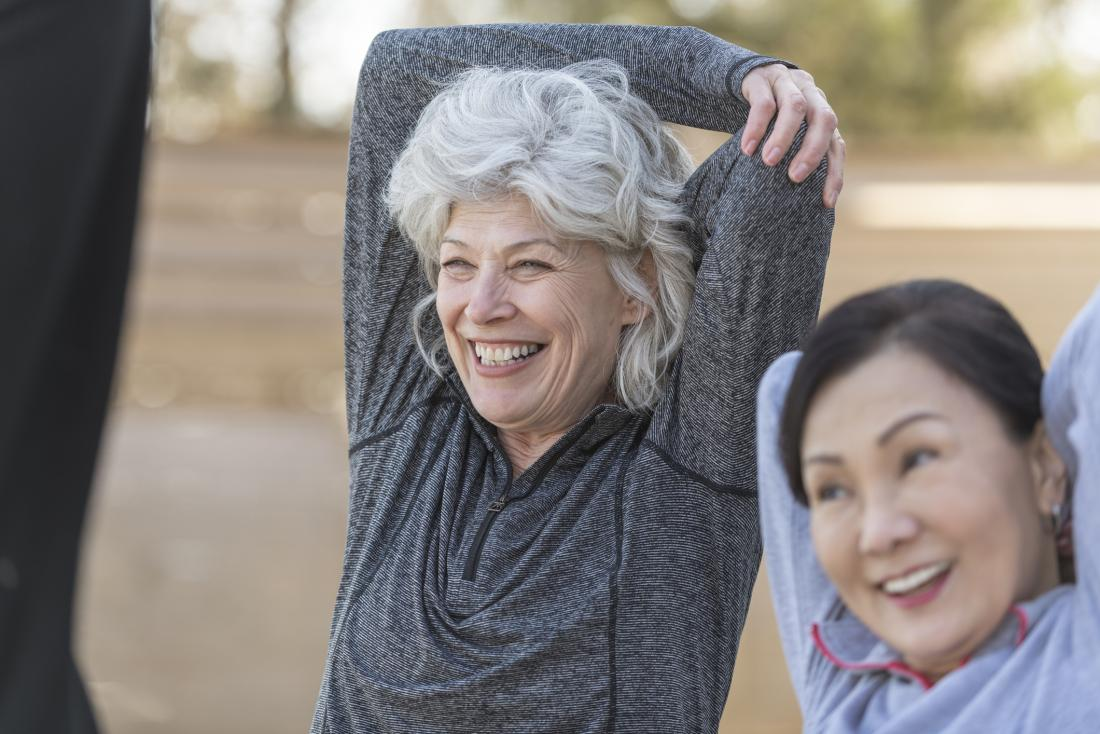More evidence that being active extends life