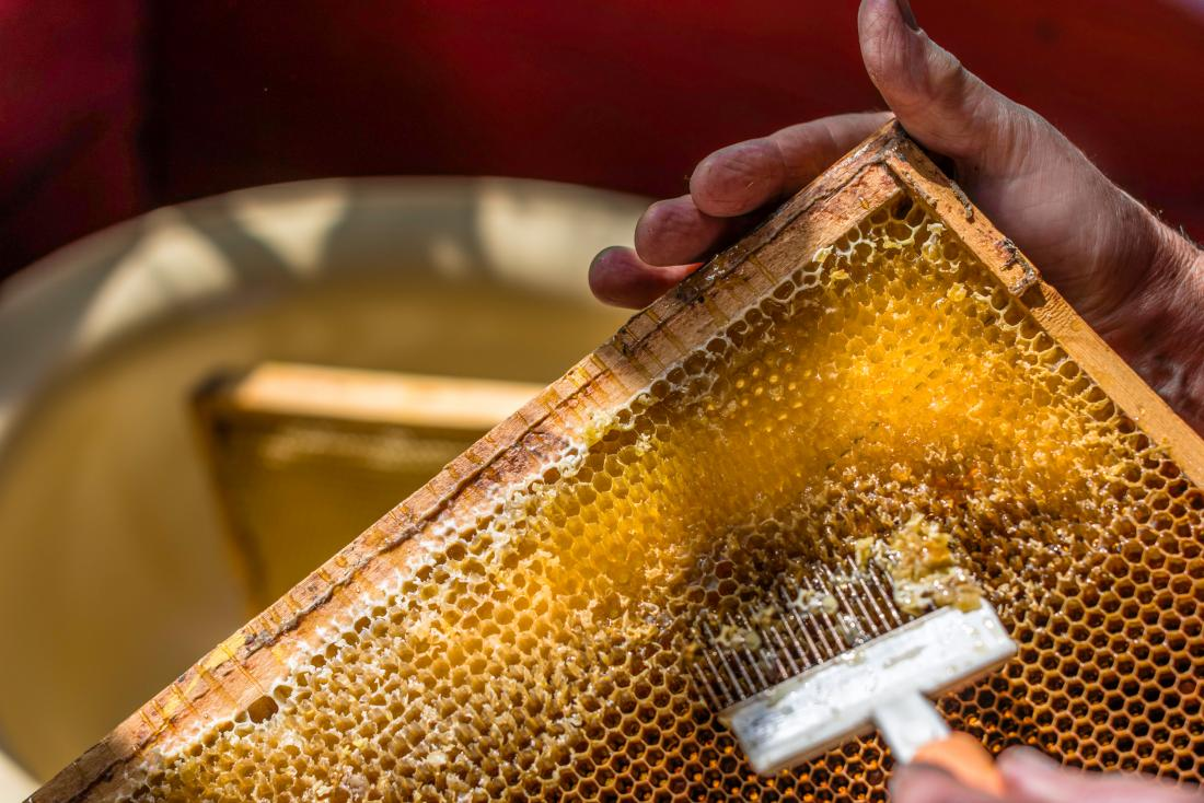 Raw honey: 7 health benefits and possible risks