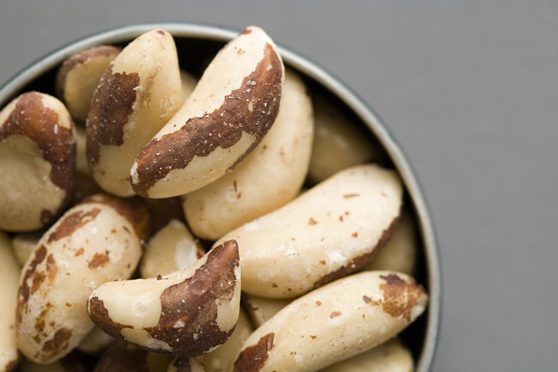 What Kind Of Nut Has A Hole >> Brazil Nuts Health Benefits Nutrition And Risks