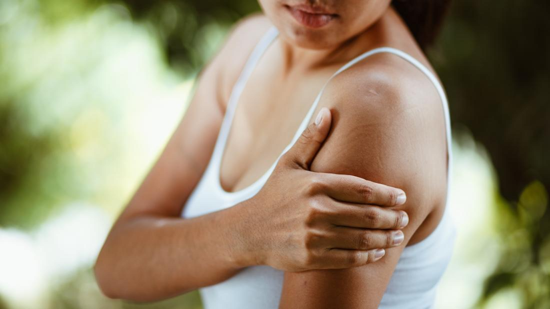Pimples on arms: Causes, treatment, and prevention