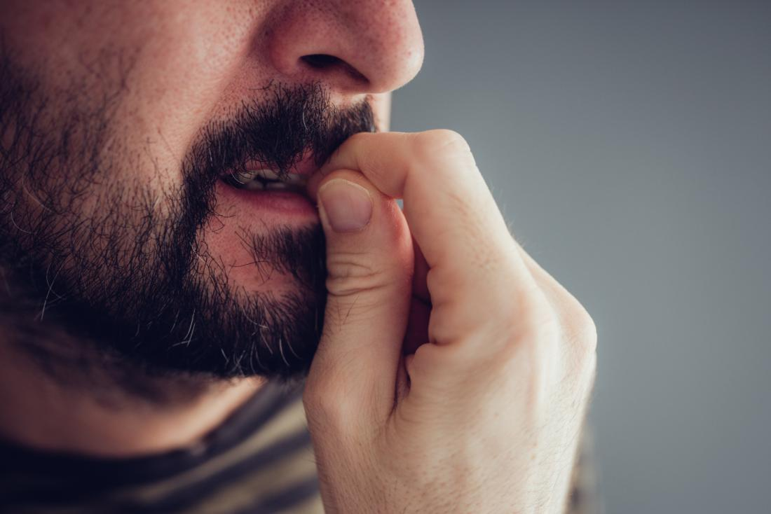 Dermatophagia: Symptoms, causes, and treatment