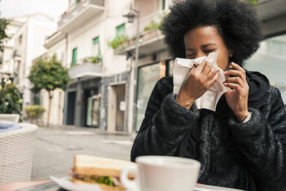 Black mucus: What it means