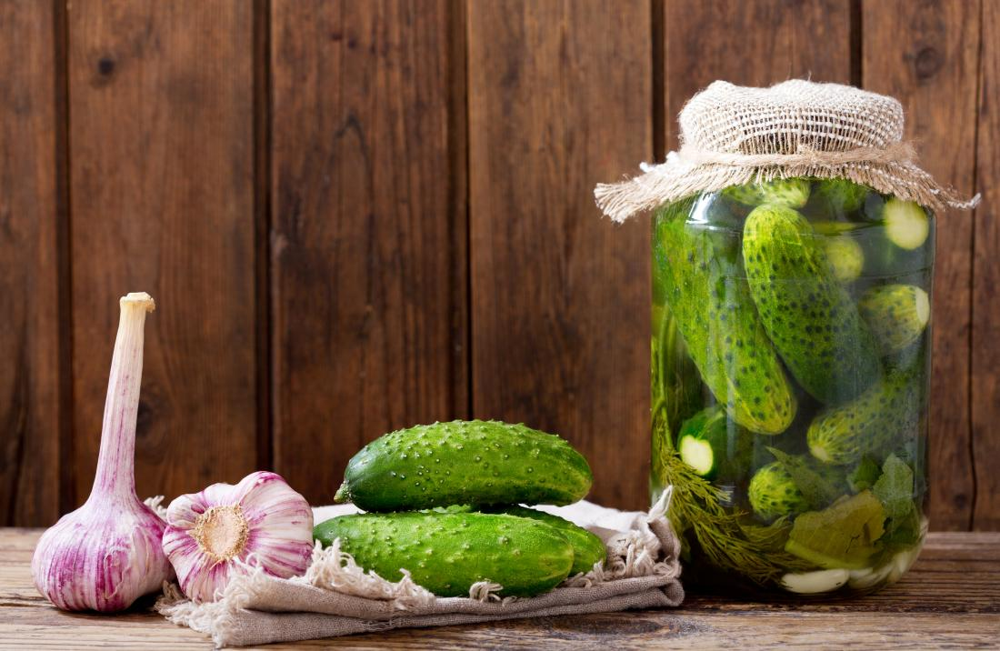 Are pickles good for you? Benefits of fermented foods
