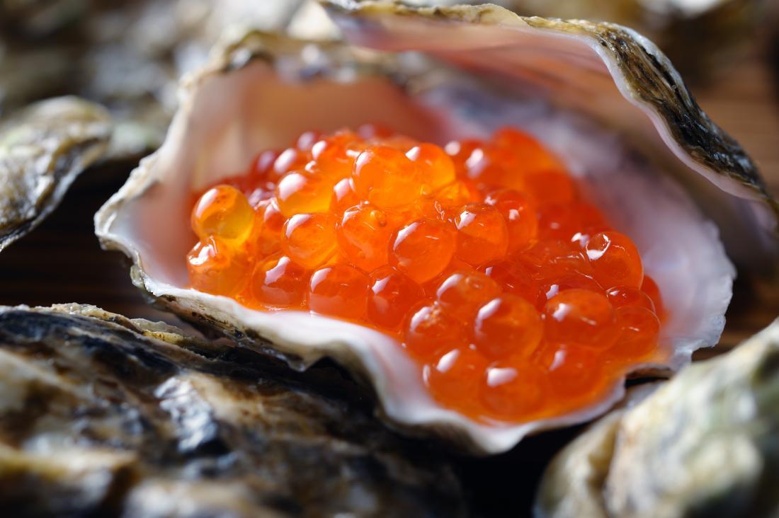 Tobiko Masago Ikura Caviar Similarities And Differences