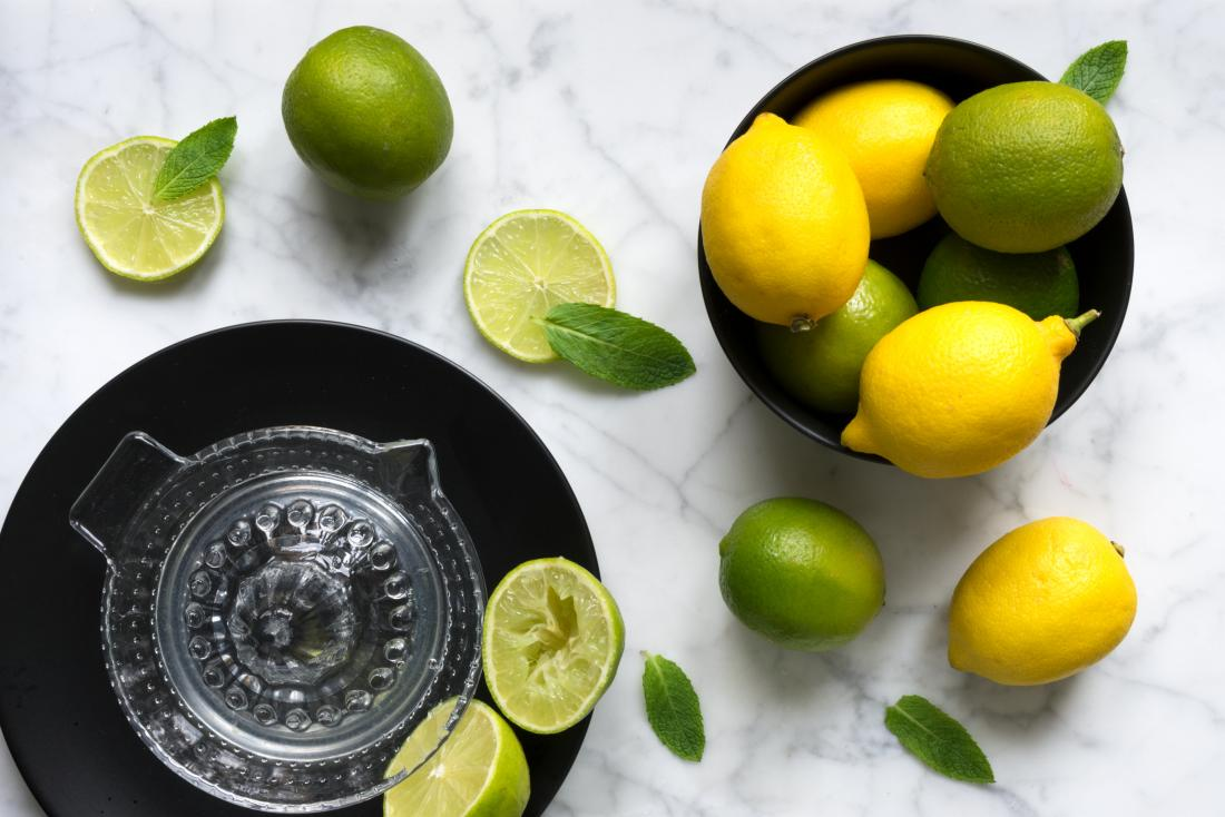 Lemon vs  lime: Differences in nutrition, benefits, and uses