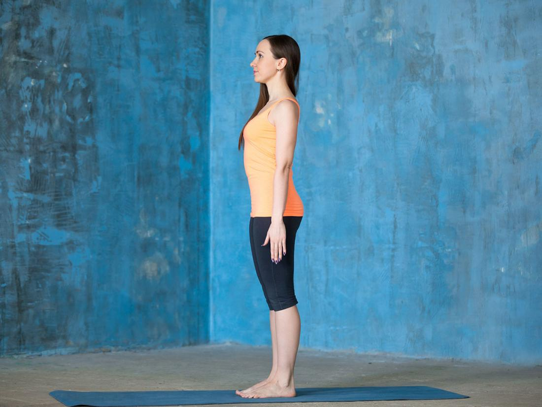 Practicing good posture