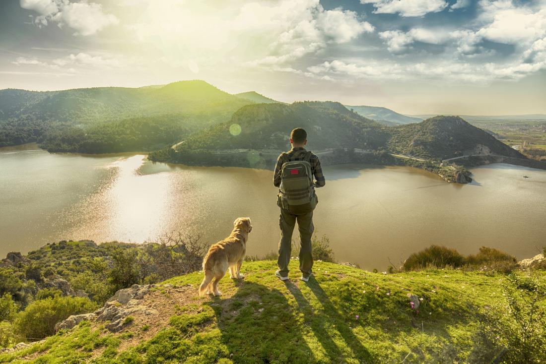 Exactly how much 'nature time' do we need to boost well-being?