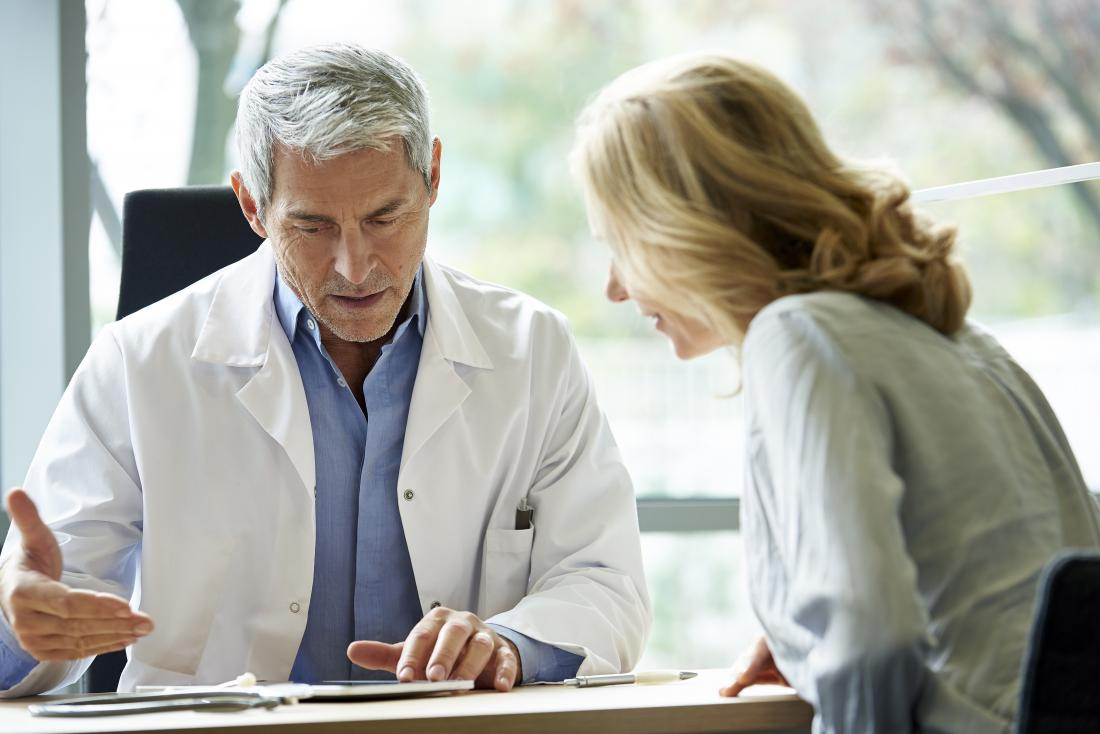 A doctor can explain what to expect during a bullectomy.