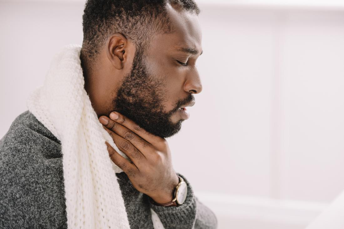 Chronic sore throat: Causes and when to see a doctor