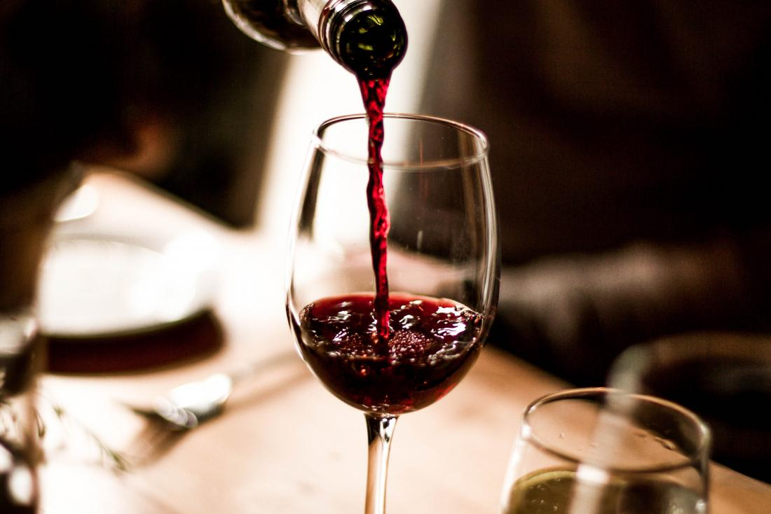 Drinking alcohol can increase a person's risk of developing breast cancer.