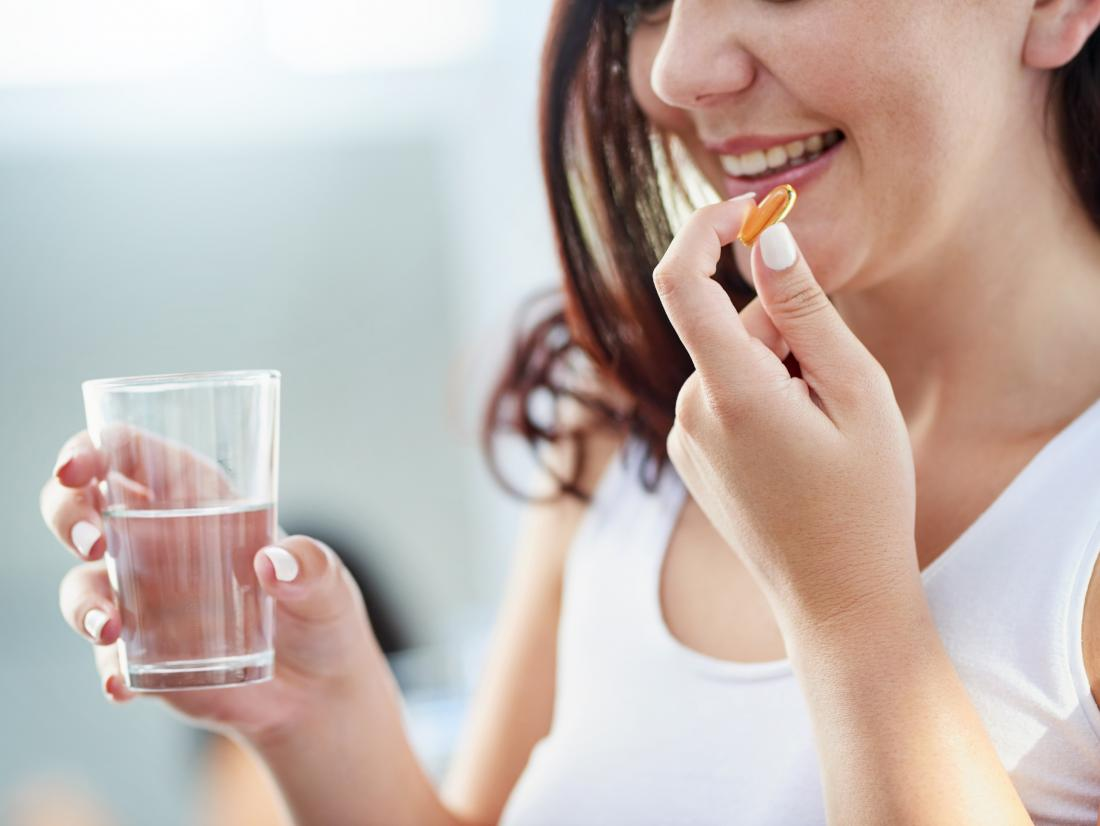 a woman who takes Supplements for ADHD
