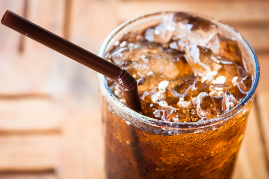 a can of diet soda which is bad for you