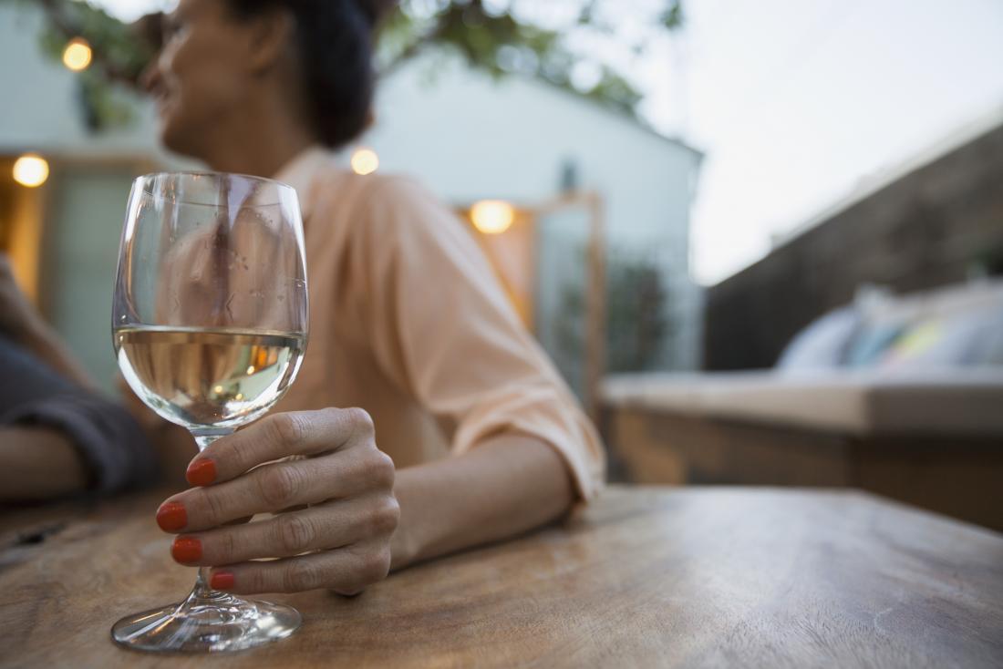 copd và rượu