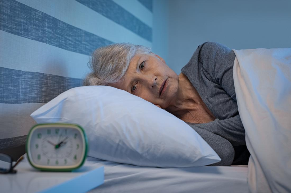Insomnia link to heart disease