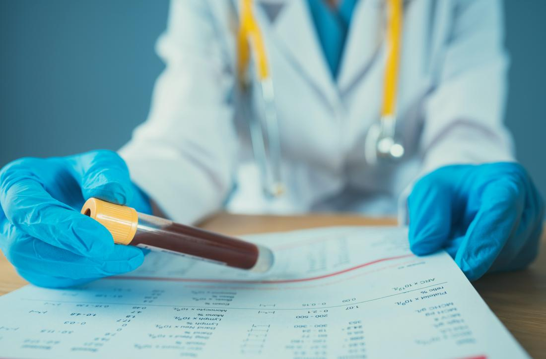 Designing a blood test that can predict lifespan