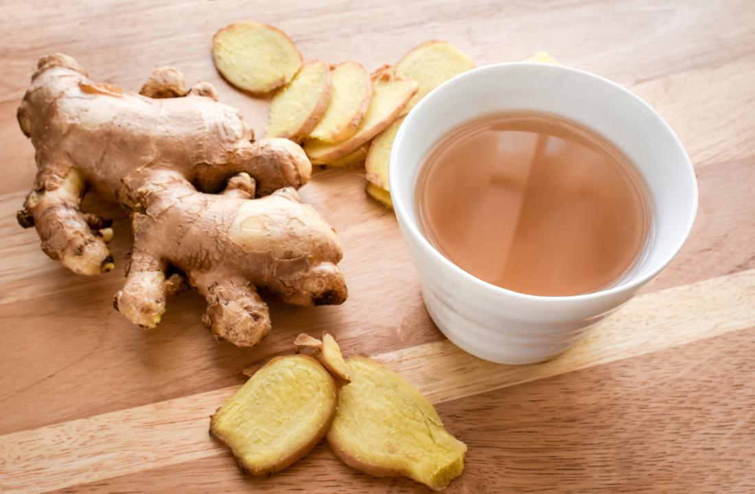 ginger appears to lower blood sugar levels in diabetes