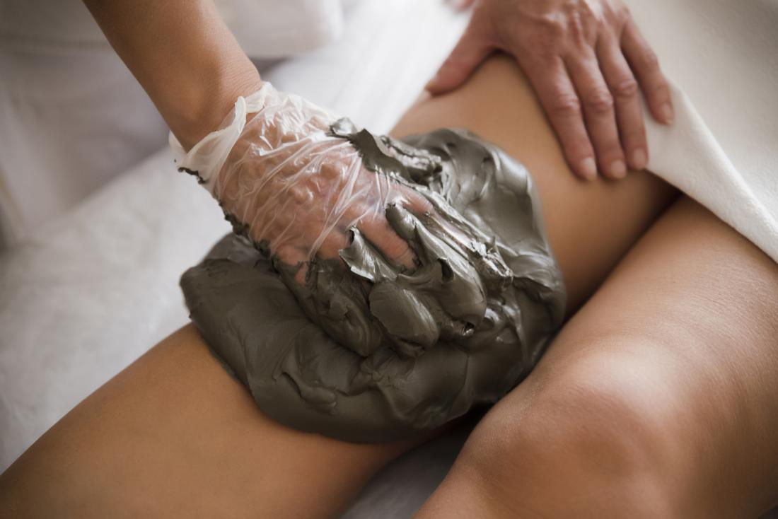 Thermal clay therapy