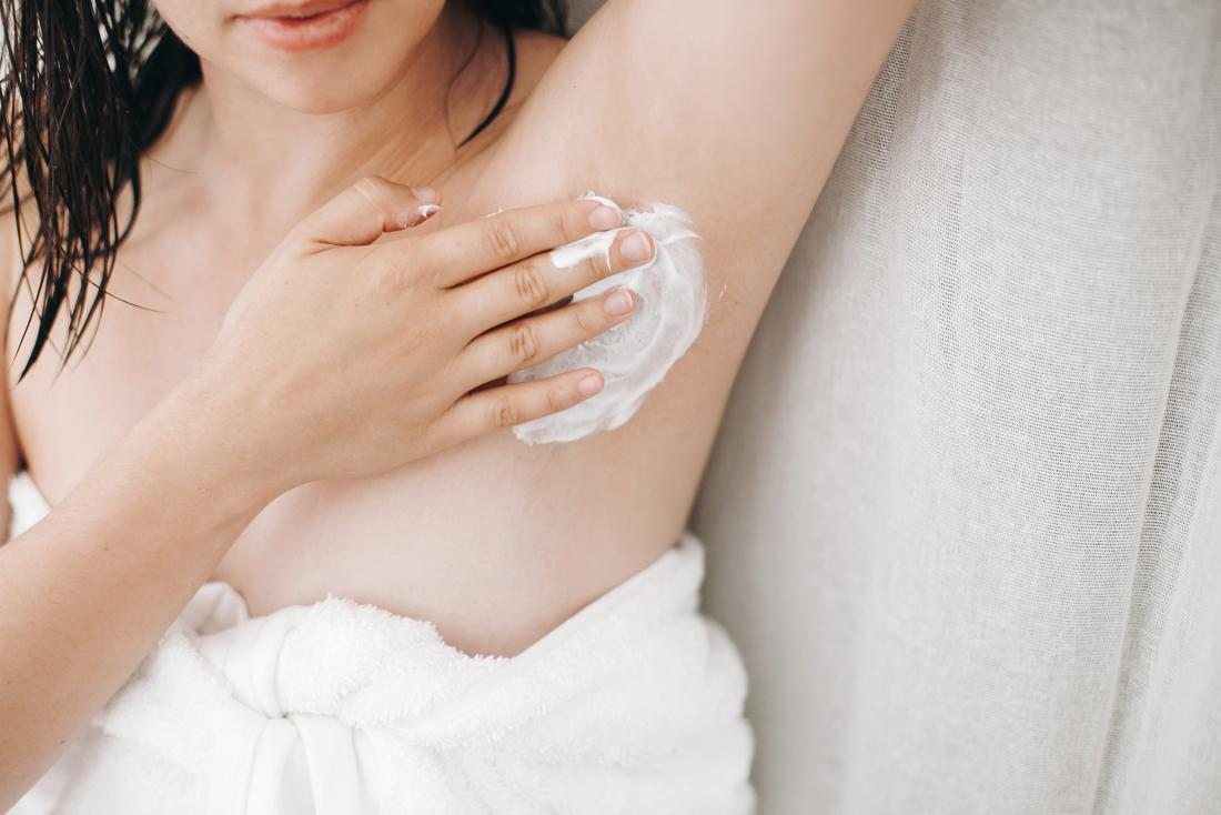Tips for reducing or stopping sweating