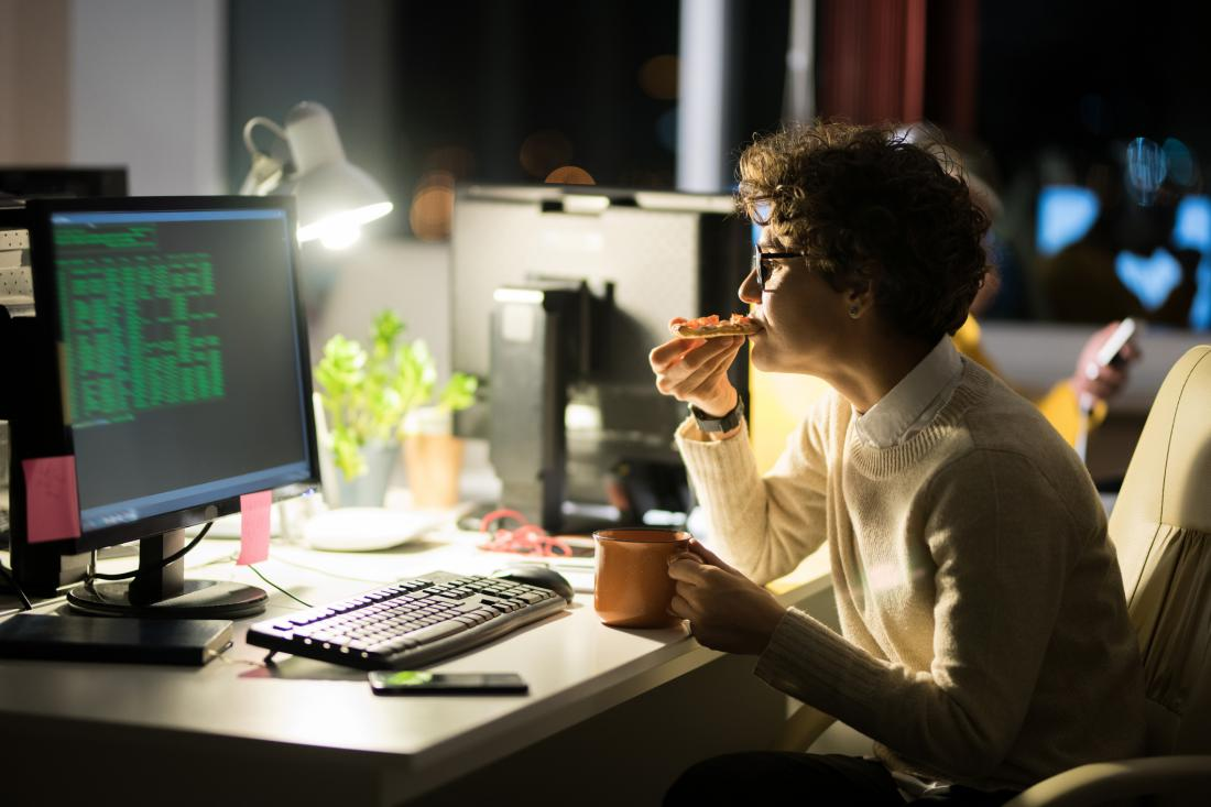 Late evening eating may compromise women's heart health