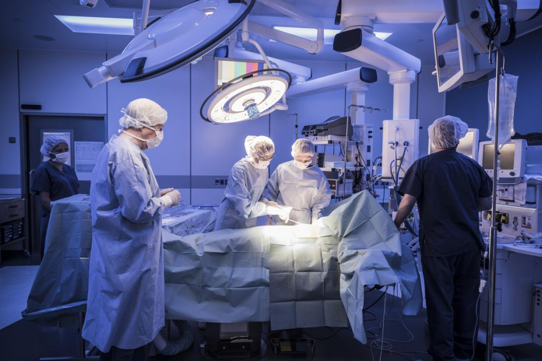 Cuando la presión arterial es demasiado alta para la cirugía