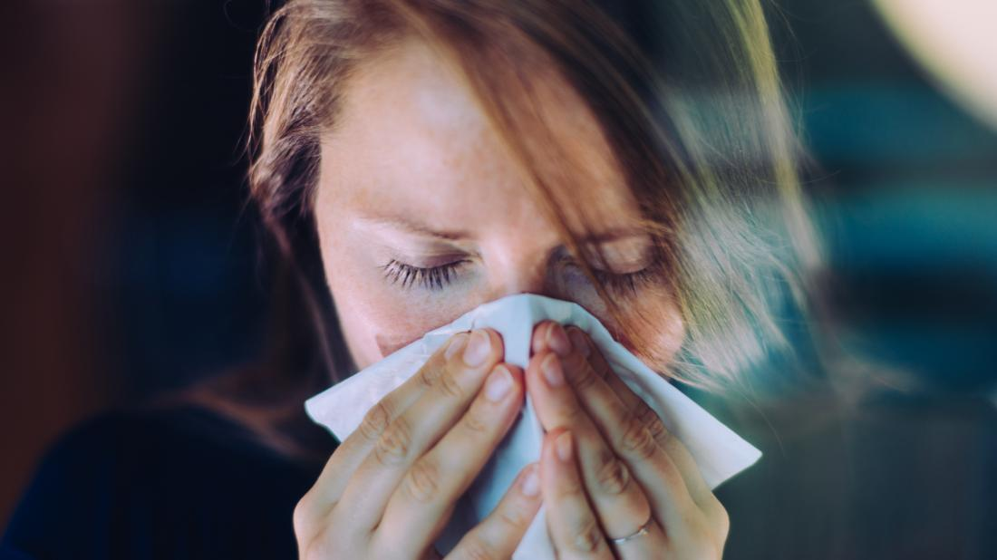 Common cold: Stage by stage