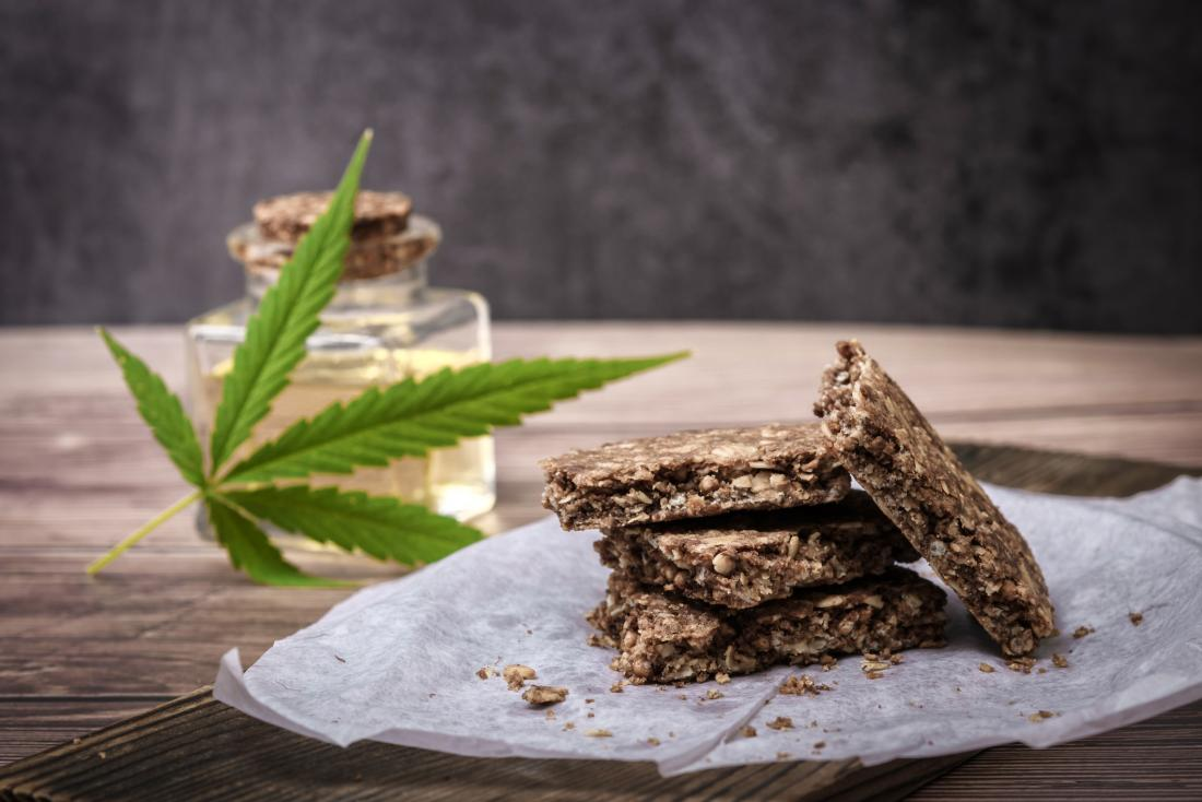 Specialists warn about risks of cannabis edibles