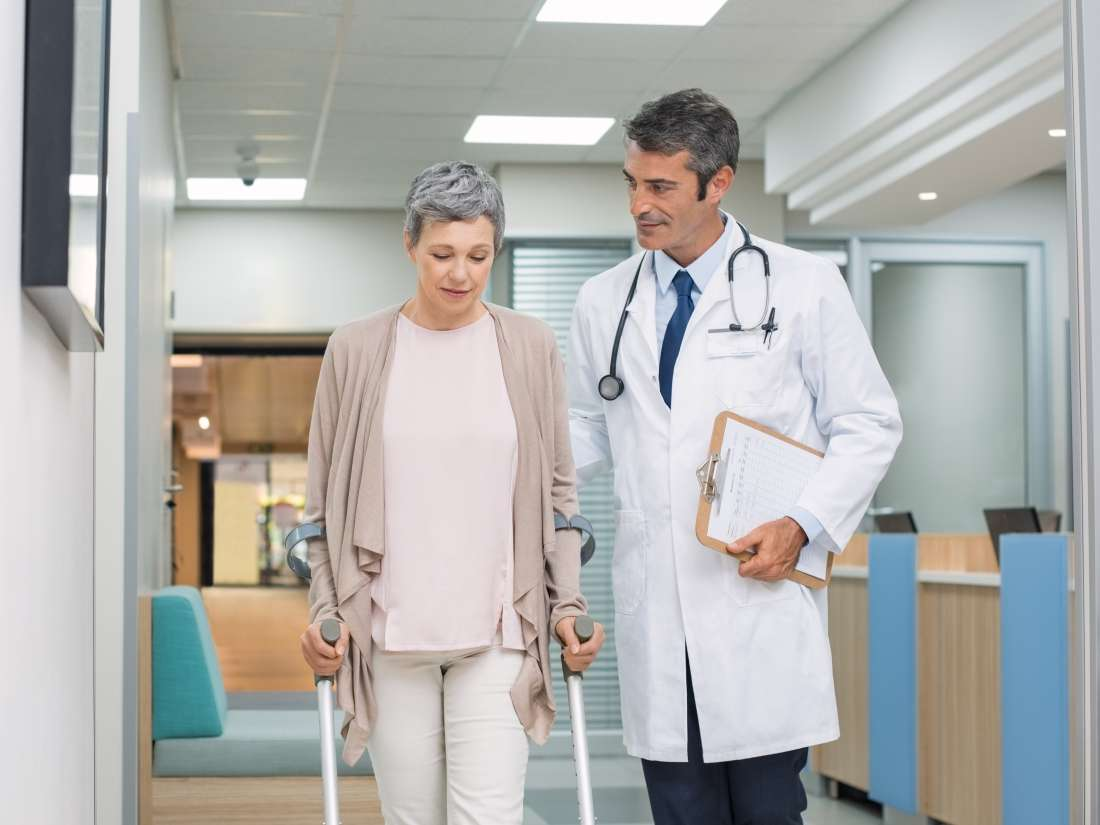 Osteopenia: Risk factors, diagnosis, and treatment