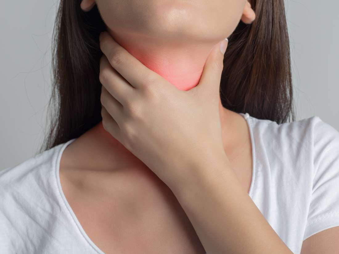 Sore throat on one side: 9 causes and when to see a doctor