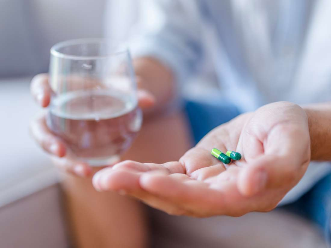 Anxiety medication: List, types, and side effects