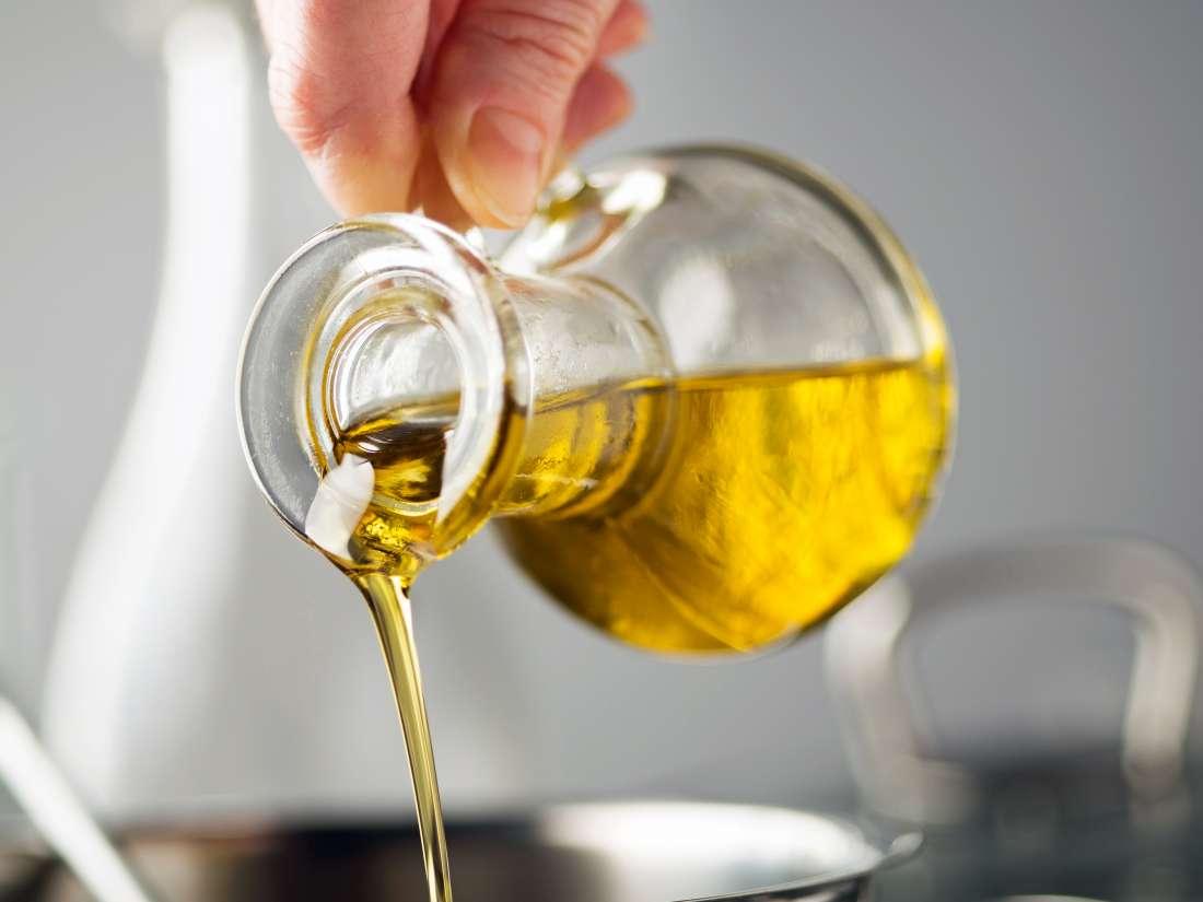 Olive Oil Health Benefits, Nutritional Information-5020