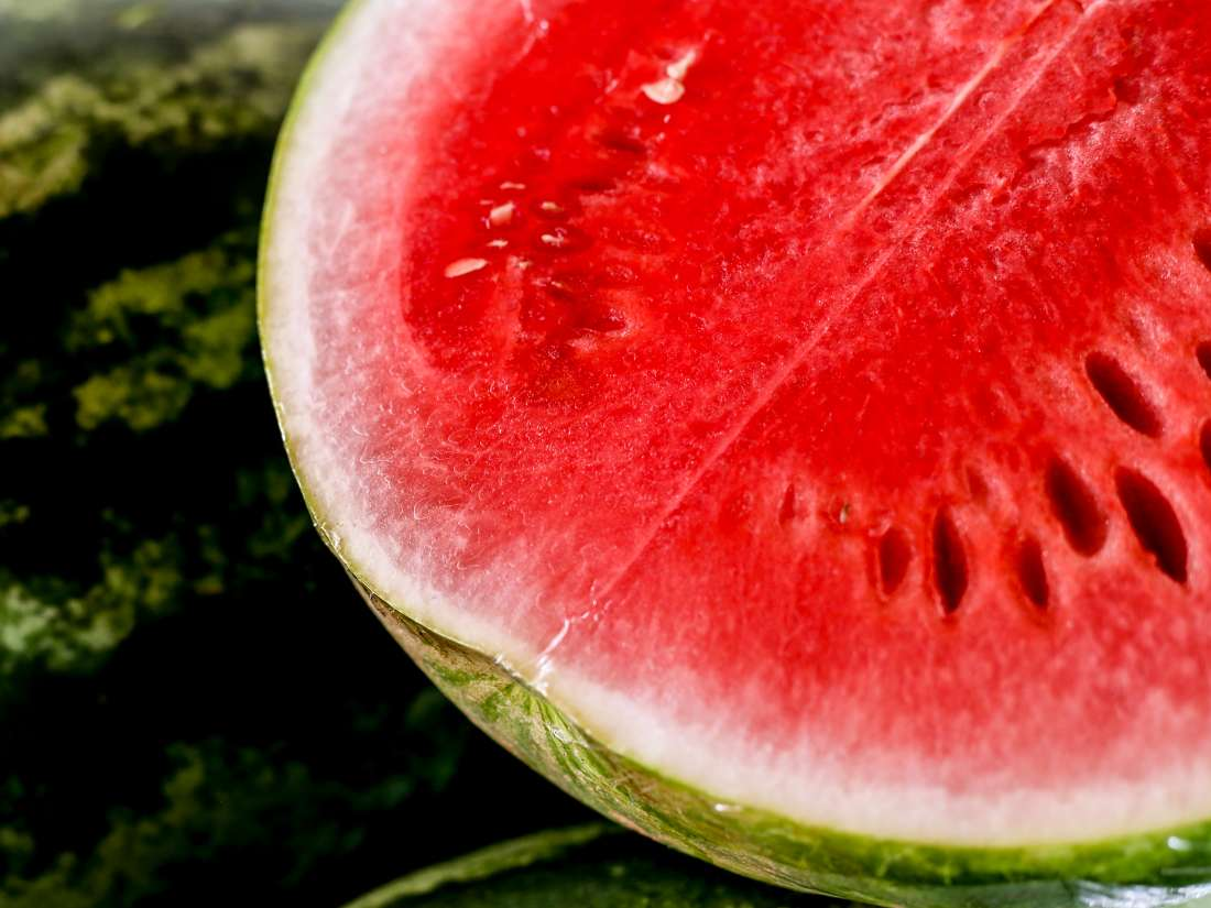 watermelon: health benefits, nutrition, and risks
