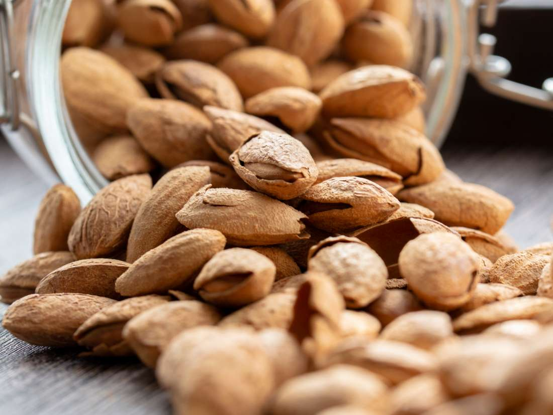 Almond Home Sources of protein, protein-rich food