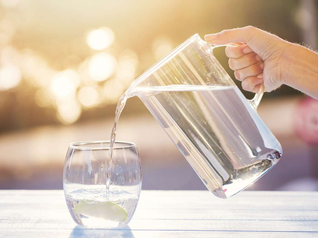 15 benefits of drinking water and other water facts