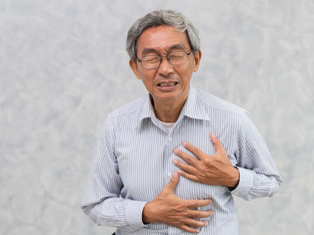 GERD and chest pain: Heartburn or heart attack?