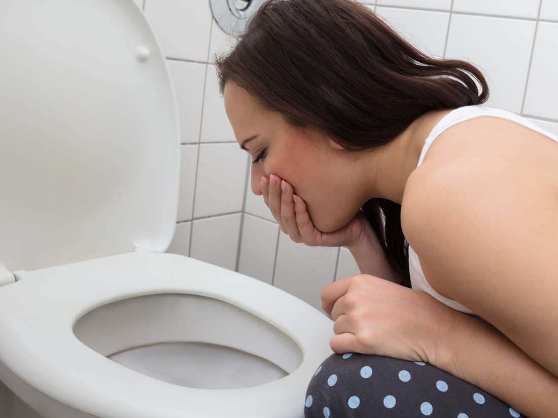 Dry heaving: Causes, treatment, and prevention
