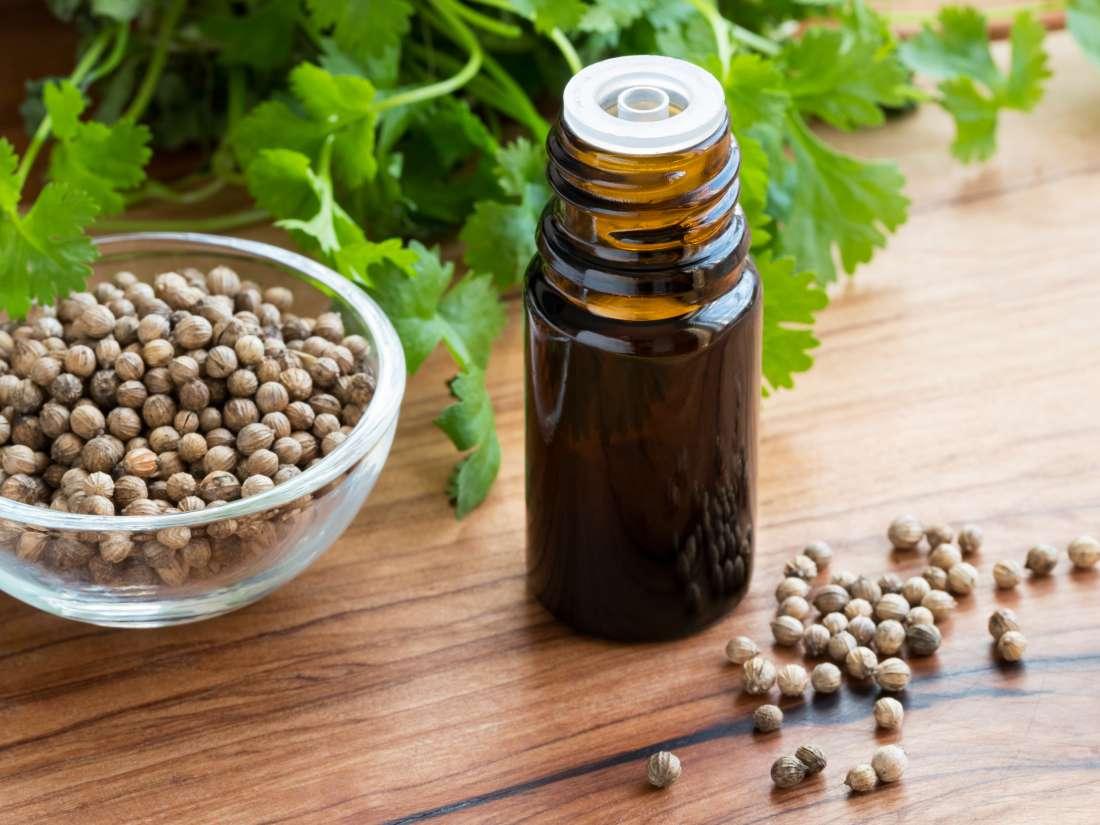 9 essential oils for diabetes: Aromatherapy, coriander seed, lemon ...