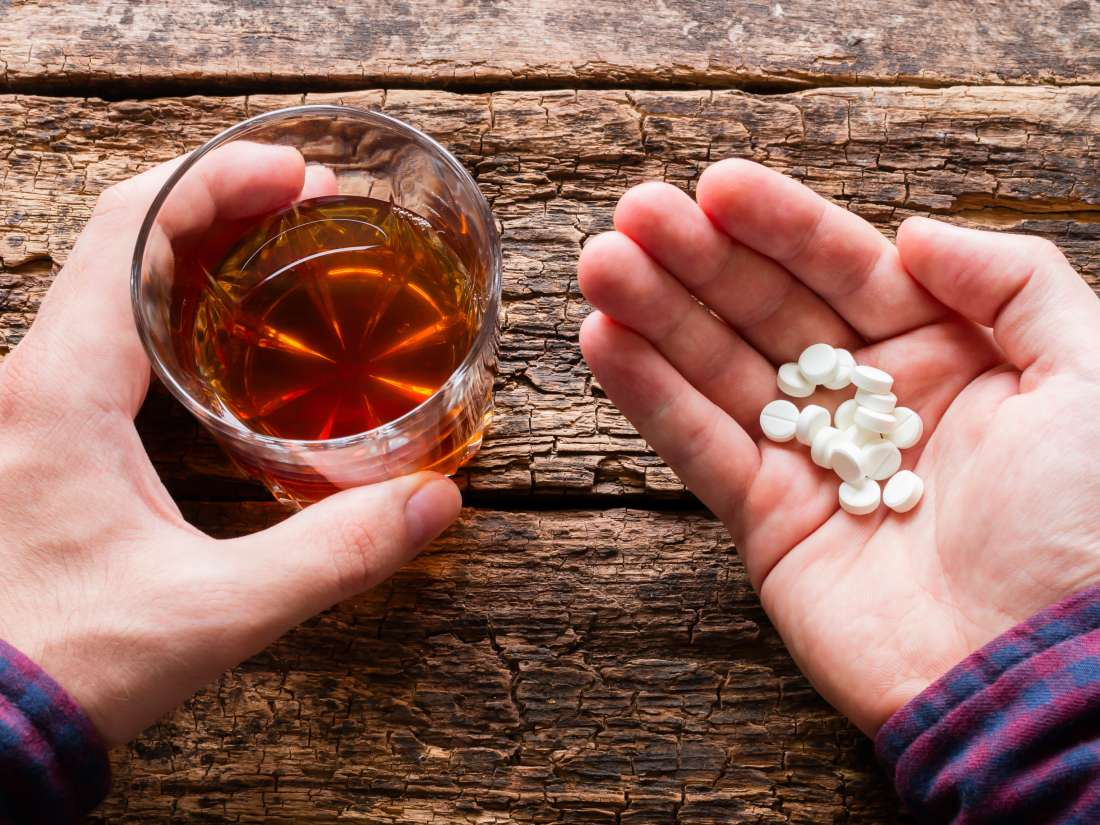 Benadryl and alcohol: 10 dangers of mixing