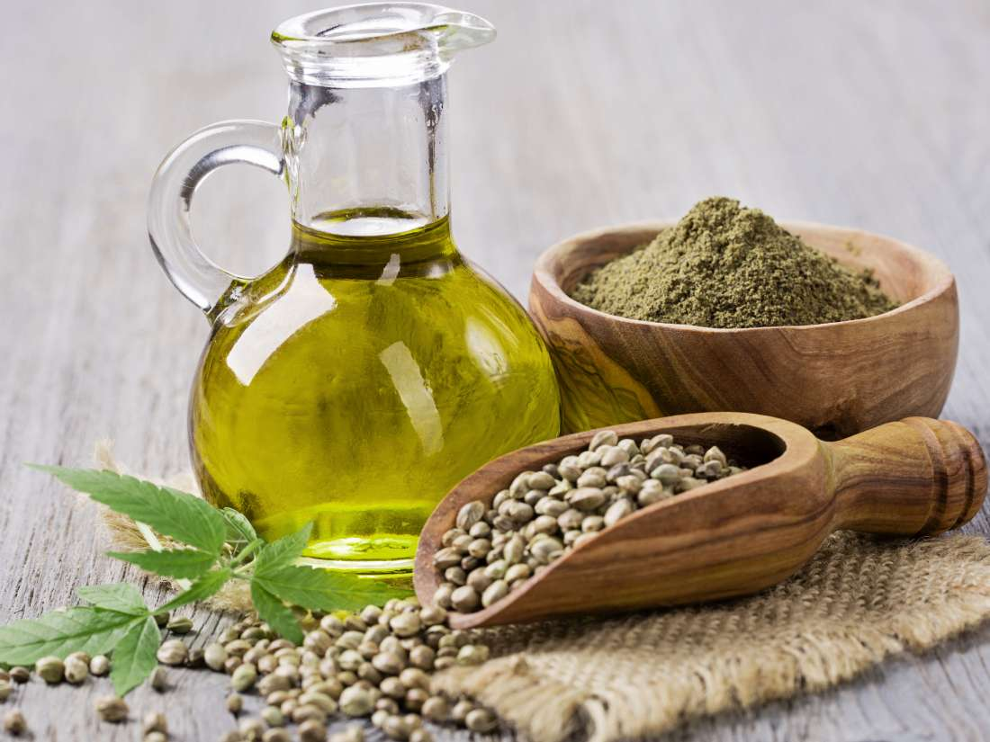 Does CBD oil work for migraines? Benefits and risks
