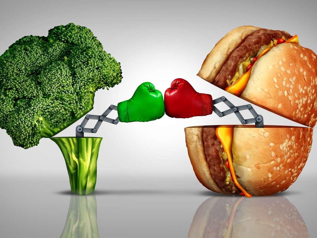 Vegetarian diet: Benefits, risks, and tips