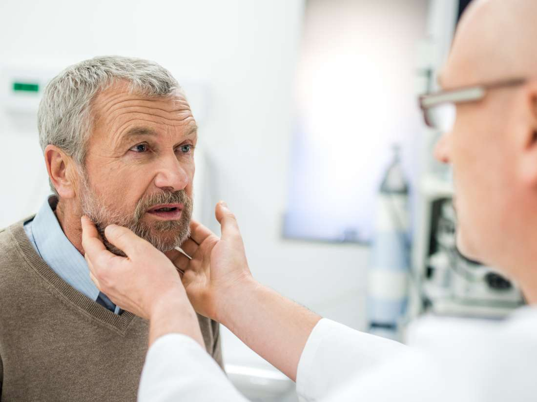 does tonsillitis cause hair loss