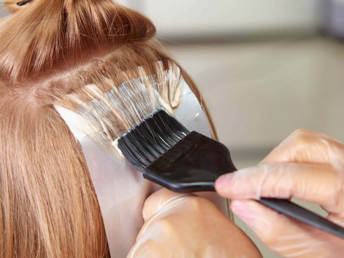 Hair Dye Allergy Reactions Symptoms And Treatments