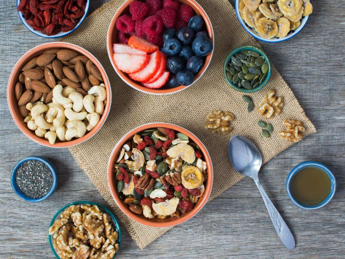 Mediterranean diet: Facts, health benefits, and meal tips