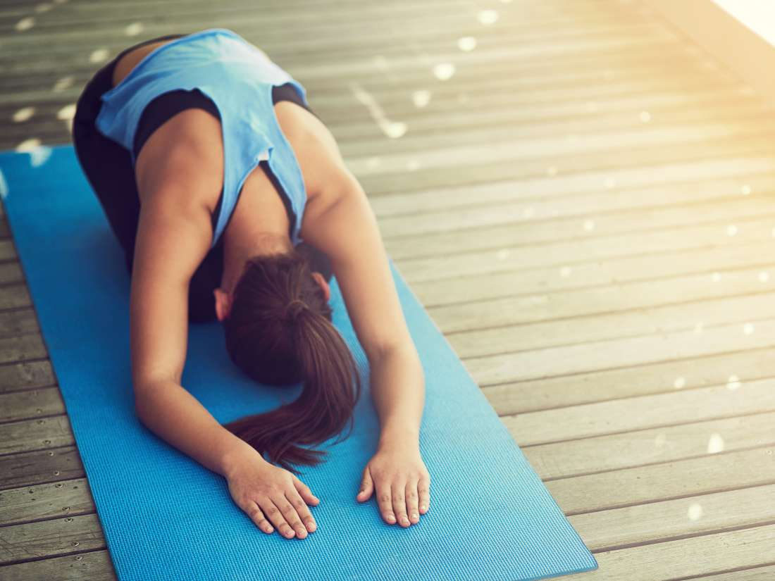 Five of the best online yoga workouts